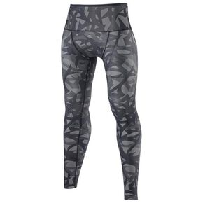 【BG9000】BIO GEAR tights(long)[mens], Black x Gray