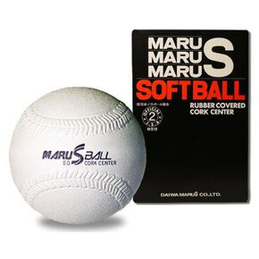 Daiwa Marues/Rubber/Softball/Certification No. 2 (1 dozen), NONE