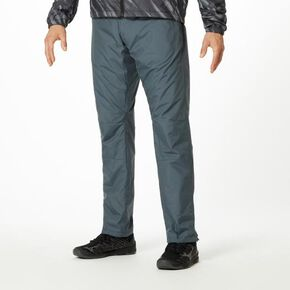BREATH THERMO Warmer pants [mens], Cass Charcoal