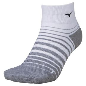 BIO GEAR SONIC socks (short) (volleyball)[Unisex], White