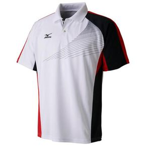 DRY SCIENCE Game shirt (racquet sports) [junior], White