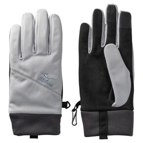 BREATH THERMOTECH SHIELD gloves [mens], Gray