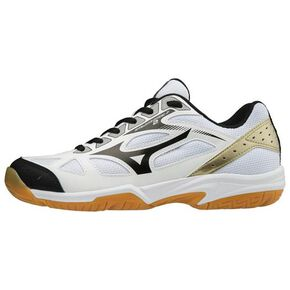 Cyclone Speed ​​2 (volleyball) [Junior], White × Black x Gold