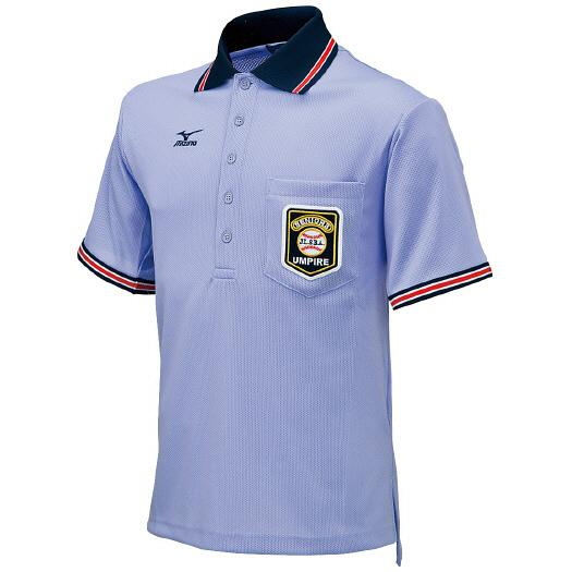 Short-sleeved shirt for Little Senior umpire,