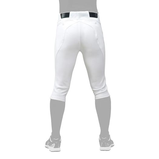 【Mizuno Pro】Stretch pants for practice (short fit type / without lumbard mark patch) [Unisex],
