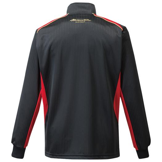 【Mizuno Pro】 Warm-up shirt [mens],
