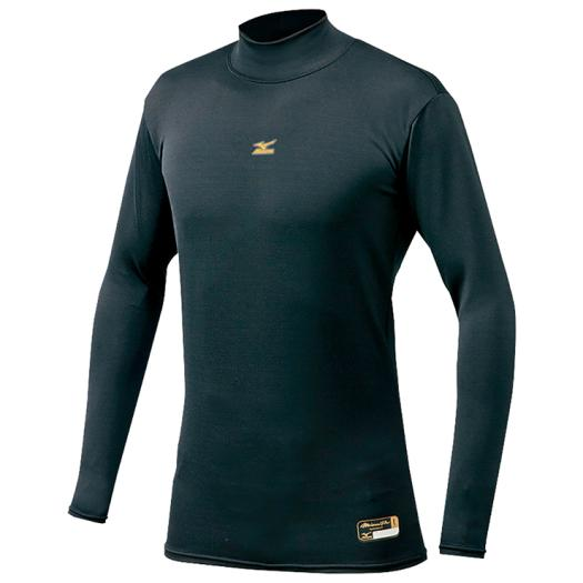 【Mizuno Pro】BREATH THERMO BIO GEAR undershirt(baseball)[Unisex],