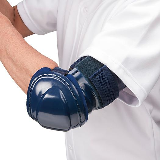 Arm guards (for right/ left arm)(baseball),