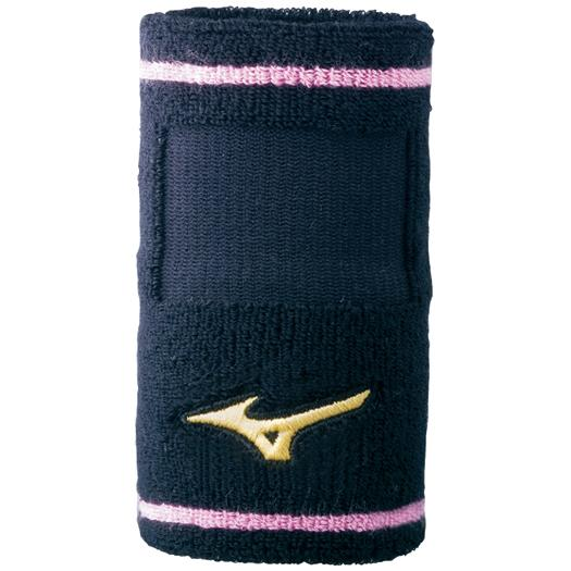 【Mizuno Pro】Wristband / Design type (1 piece) (baseball),