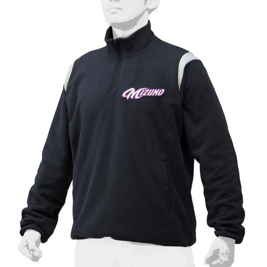 【Mizuno Pro】Fleece jacket (thick)[Unisex],